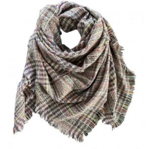 Stajl | Stort Tørklæde i Multicolour