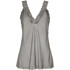 Marta du Chateau | Top i Grey W blonde