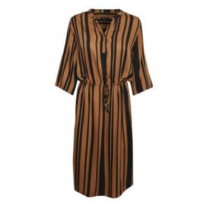 Soaked In Luxury | Zaya Dress i Stripe