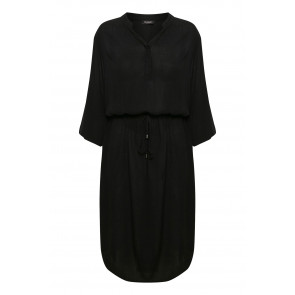 Soaked In Luxury | Zaya Dress i Black